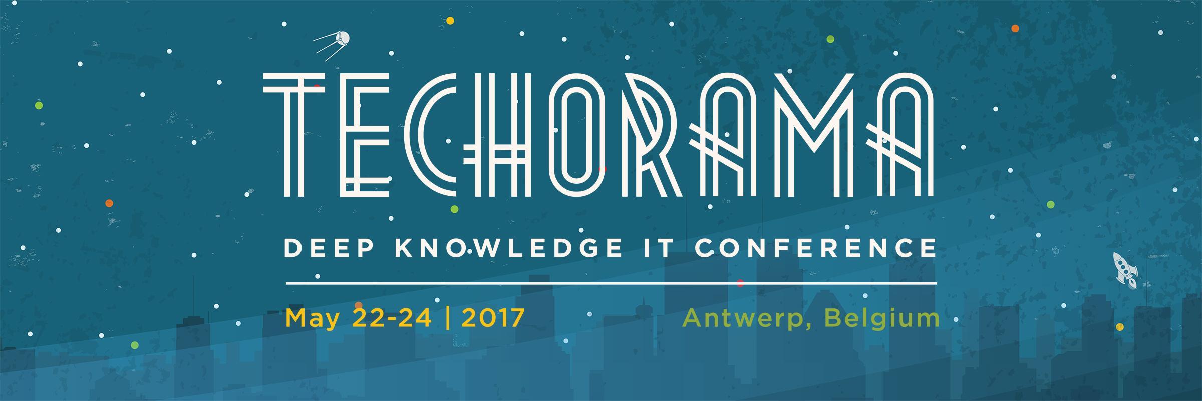 Techorama 2017